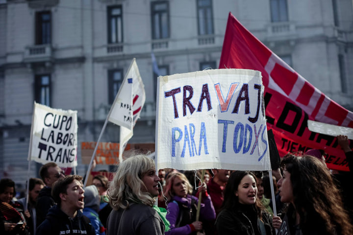 Foto Nacho Yuchark/lavaca