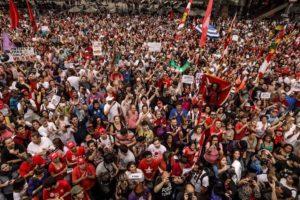 Brasil no se va de las calles hasta que Temer no se vaya del Planalto*