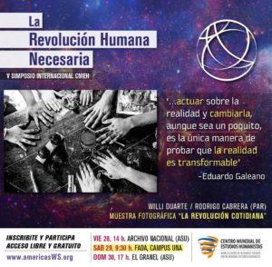 Inaugurado V Simposio Internacional del Centro Mundial de Estudios Humanistas