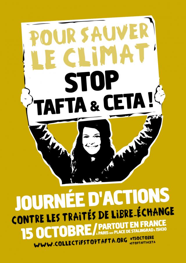 15octobre:journée d'action  STOP