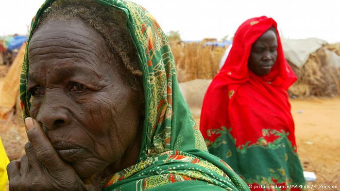 Darfur genocide: Silence harming women