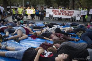 Exigimos compromissos claros ao Parlamento da Catalunha #refugiados