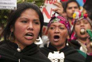 Atropello, alambrado, violencia y un Estado que sigue violentando al pueblo mapuche