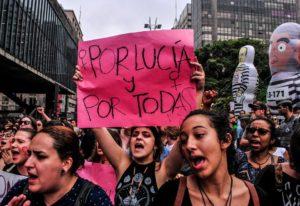 """São Paulo: """"Parem de nos matar"""""""
