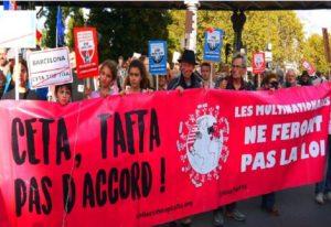 CETA : plus que jamais, la mobilisation continue !