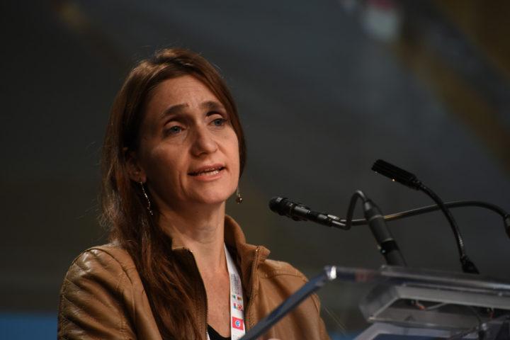 Camilla Croso «Nunca viví algo como lo que está pasando ahora en Brasil»