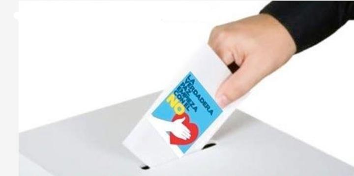 Detrás del voto por el NO en Colombia
