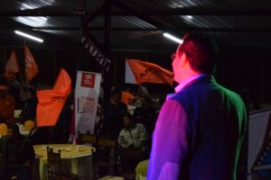 Acto masivo en Quillota: candidatura del PH a las municipales