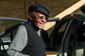 Felicitan en Sudáfrica a Desmond Tutu por su 85 cumpleaños