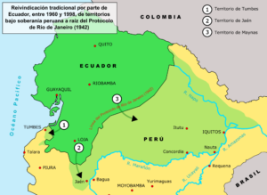 Peru and Ecuador destroyed over 10,000 landmines along border