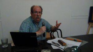 VIDEO: Presentación de «Estudio sobre la Era Axial» en Rosario, Argentina por Ernesto de Casas