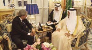 L'amicizia con i Saud è a prova di bomba