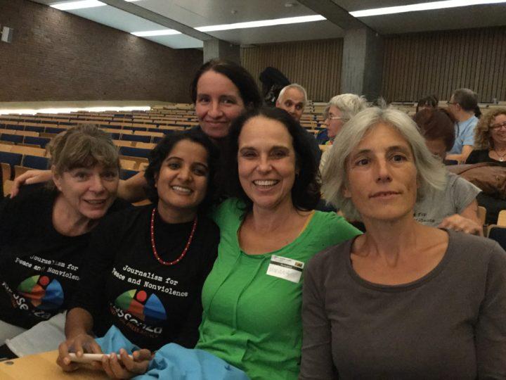 Congrès Mondial de l'International Peace Bureau IPB 2016, les voix humanistes