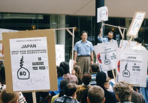 Giappone, per la prima volta gli avvocati contro la pena di morte