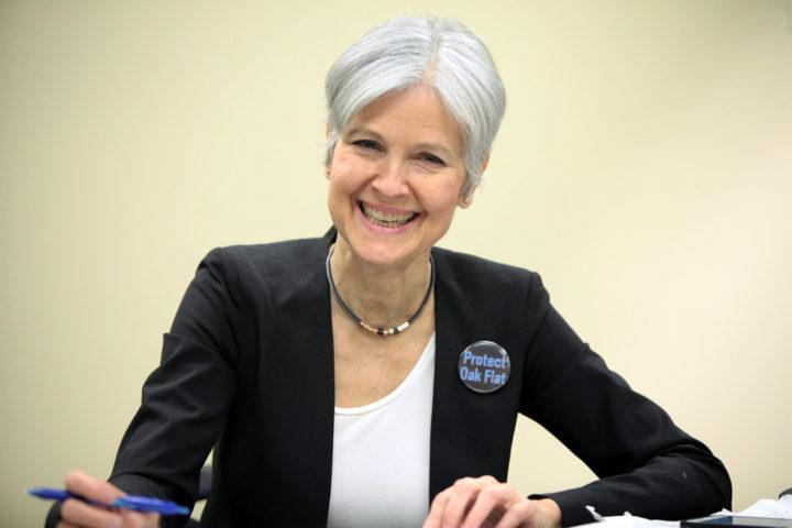 Jill Stein: Recounts are Necessary