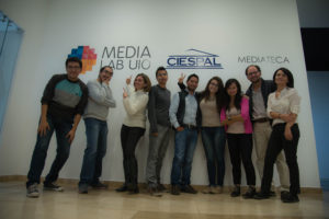 Medialab: innovación tecnológica con bases sociales en Ecuador