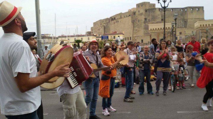 Naples – Italy – Tambori e voci