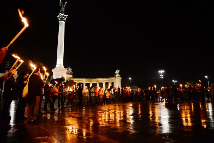 Nonviolence: the response to a xenophobic referendum in Hungary