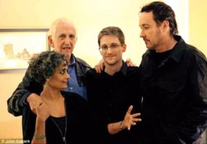 No moral superpower: Arundhati Roy, Edward Snowden, and the crimes of Empire