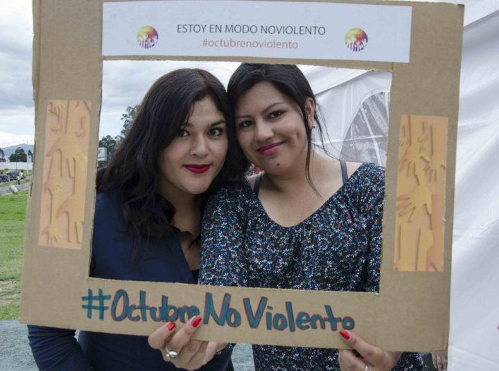Rumiñahui, Ecuador: cantón de paz y de espacios noviolentos