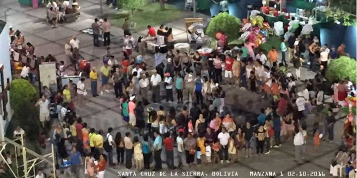 Santa Cruz – Bolivia