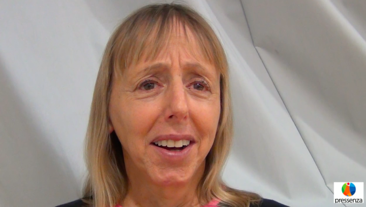 """Medea Benjamin: """"Nonviolence is the only path"""""""