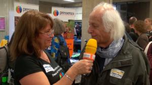 Interview avec Samir Amin au Congrès IPB2016 à Berlin