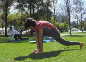Ecuador: Yoga en paz