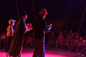 Circo La audacia: ¡último momento!