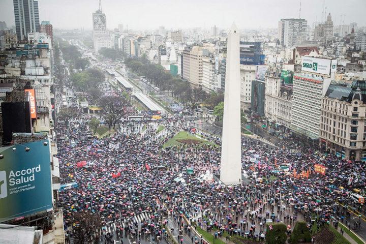 Buenos Aires. Foto Emergente