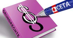 Teilerfolg gegen Freihandelsabkommen CETA beim Bundesverfassungsgericht