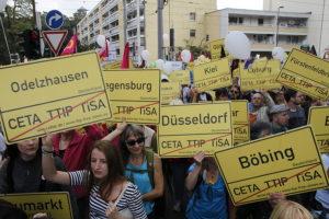 CETA: Abkommen gegen Kritiker demokratisch nicht durchsetzbar