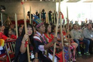 Primera Cumbre de Pueblos Indígenas del Mercosur fue instalada en Caracas