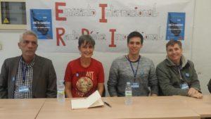 Comienza el Encuentro Europeo de UBIE en Madrid