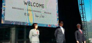 Quito: Entrega oficial de la sede para la Conferencia Hábitat III