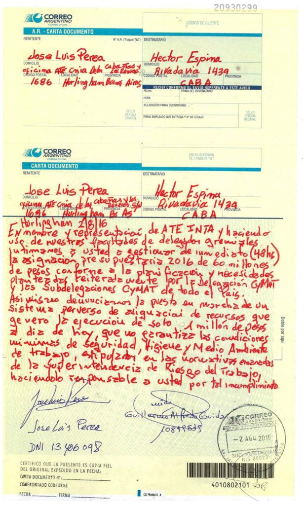 inta-carta-documento