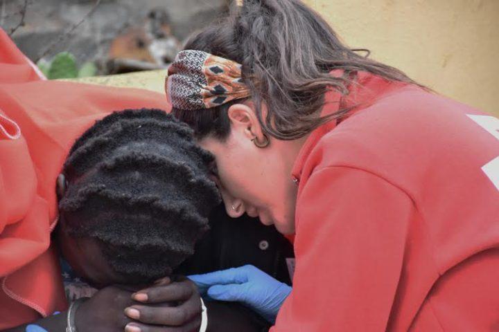 Interceptada otra patera con veintitres inmigrantes en Ceuta