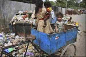 Erradicar la pobreza: una meta no coherente con el capitalismo.