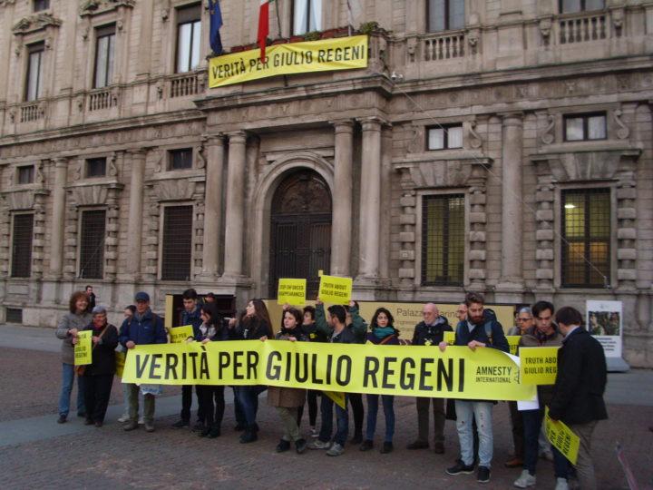 Cercare la verità per Giulio Regeni non è un fatto temporaneo