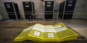 Referendum costituzionale: le ragioni del Movimento Nonviolento