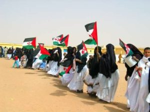 En Comú Podem pide a España un referéndum para el Sáhara Occidental