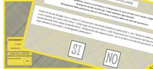 Roberto Saviano e il referendum costituzionale