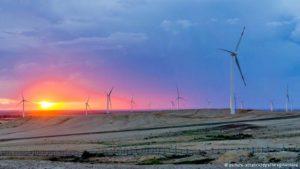 Wind- und Solarenergie überholen Kohlekraft