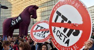 La sociedad civil se movilizará contra la ratificación del CETA