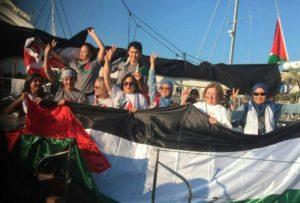 Palestina: La sfida delle donne sulla barca Zaytouna-Oliva
