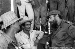 Fidel es su pueblo