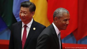 China takes the driver's seat on free trade