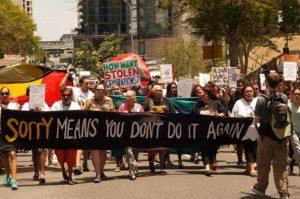 Η κλεμμένη γενιά στη σημερινή Αυστραλία