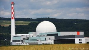 Exit polls show Swiss voting against quick nuclear power exit
