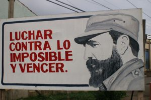 Fidel Castro, crise mundial e a nova espiritualidade